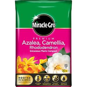 Miracle Gro Premium  Azalea, Camellia & Rhododendron Ericaceous Compost 40L