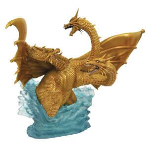 Diamond Select Godzilla Gallery King Ghidorah (1991) Statue