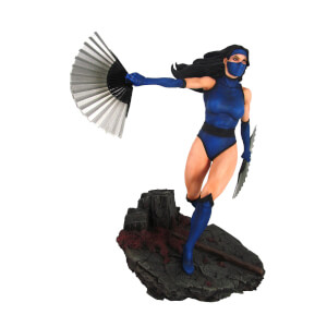 Diamond Select Mortal Kombat 11 Gallery Kitana Statue