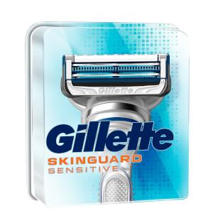 Gillette SkinGuard Sensitive Rasierklingen