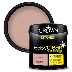Crown Easyclean Kitchen Paint Powdered Clay 2.5L