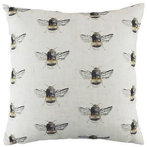 Bee Repeat Print Cushion