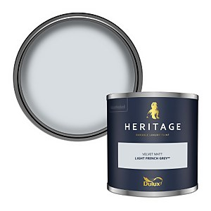 Dulux Heritage Colour Tester - Light French Grey - 125ml