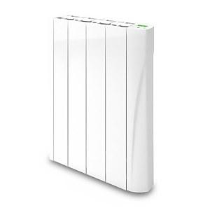 TCP Wall Mounted Smart Wi-Fi Oil Filled Radiator 500W - White