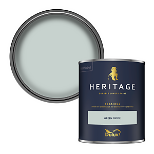 Dulux Heritage Eggshell Paint - Green Oxide - 750ml