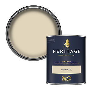 Dulux Heritage Eggshell Paint - Green Marl - 750ml