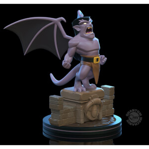 Quantum Mechanix Disney Gargoyles Goliath Q-Fig