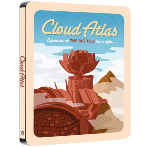 Cloud Atlas - Zavvi Exclusive Sci-fi Destination Series #5 Steelbook