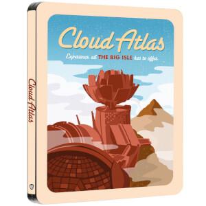 Cloud Atlas - Steelbook Sci-fi Destination Series #5 - Exclusivité Zavvi