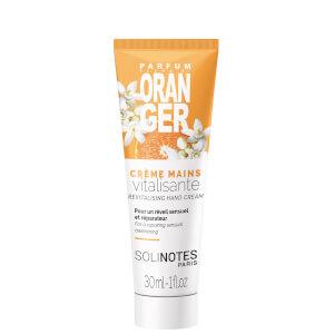Solinotes Hand Cream - Orange Blossom 1 oz