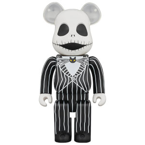 Medicom The Nightmare Before Christmas Jack Skellington (2021) 1000% Be@rbrick