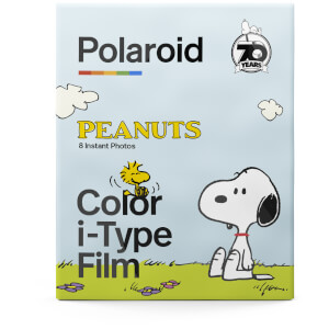 Polaroid Color film for i-Type – Peanuts Edition