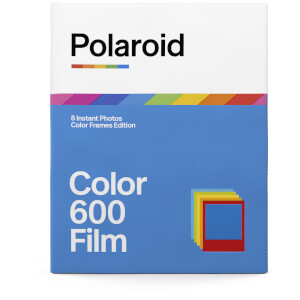 Polaroid Color Film for 600 - Color Frames