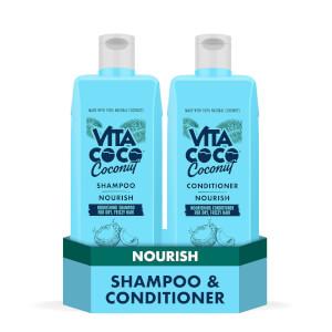 Nourishing Coconut Shampoo & Conditioner