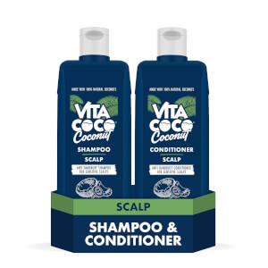 Scalp Coconut & Guava Shampoo & Conditioner