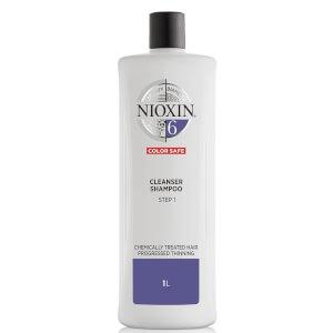 NIOXIN System 6 Cleansing Shampoo 33.8 oz