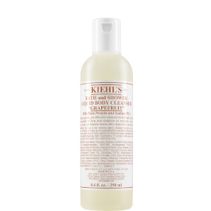 Kiehl's Bath and Shower Liquid Body Cleanser Grapefruit (Various Sizes)