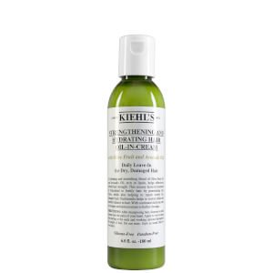 Kiehl's Strengthening and Hydrating Hair Oil-in-Cream 180ml