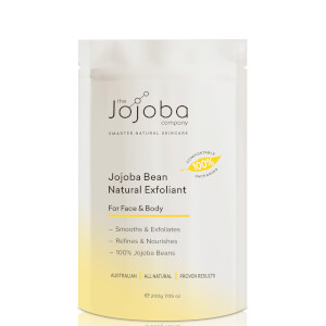 The Jojoba Company Jojoba Bean Natural Exfoliant 200g