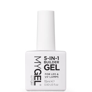 Mylee MyGel 5-in-1 Builder Gel - Clear 10ml