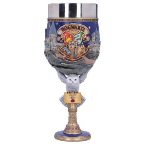 Harry Potter Hogwarts Collectable Goblet 19.5cm from I Want One Of Those