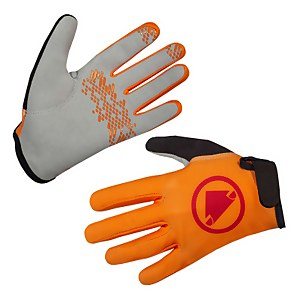 Kids Hummvee Glove - Tangerine