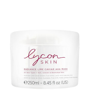 Lycon Skin Radiance Lime Caviar AHA Mask 250ml