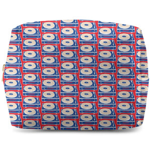 Record Player Wash Bag