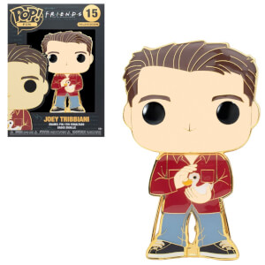 Friends Joey Funko Pop! Pin