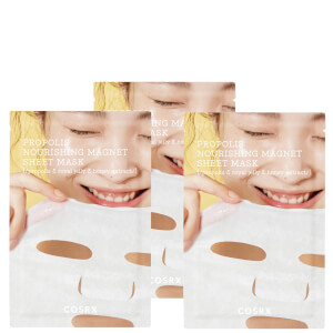 COSRX Full Fit Propolis Nourishing Magnet Sheet Mask (Pack of 3)