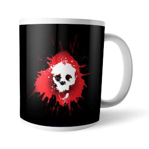 Classic Skullsplat Logo Mug