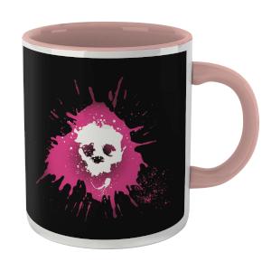 Pink Grimmfest Tentacles Mug - White/Pink