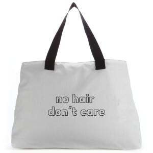 No Hair, Don't Care Tote Bag