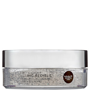 INC.redible Party Recharge Sparkling Under Eye Masks 120g