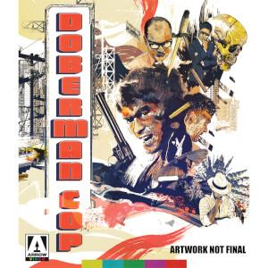 Doberman Cop (Includes DVD)