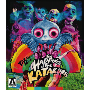 The Happiness Of The Katakuris (Includes DVD)