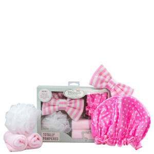 The Vintage Cosmetic Company Totally Pampered Set - Pink