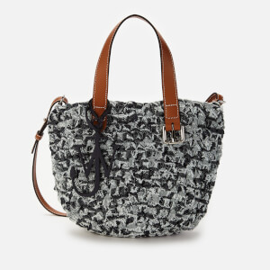 JW Anderson Women's Recycled Mini Belt Tote Bag - Blue
