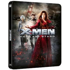 Marvel's X-Men: The Last Stand - Zavvi Exclusive Blu-ray Lenticular Steelbook
