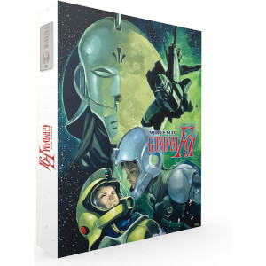 Mobile Suit Gundam F91 - Collectors Edition