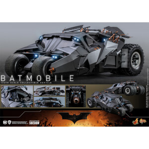 Hot Toys The Dark Knight Trilogy Movie Masterpiece Action Figure 1/6 Batmobile 73 cm Batman Begins
