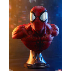 Sideshow Collectibles Marvel Bust 1/1 Spider-Man 58 cm