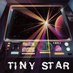 "Death Waltz Originals - Tiny Star - Tiny Star 180g 12"" EP (Purple)"