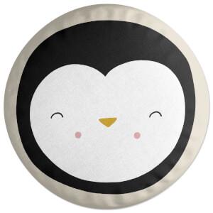 Penguin Round Cushion Round Cushion