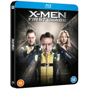 Marvel's X-Men: First Class - Zavvi Exclusive Blu-ray Lenticular Steelbook