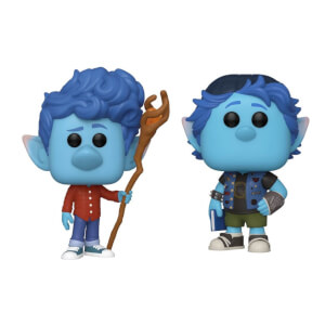 Disney Onward Ian & Barley Lightfoot Funko Pop! Bundle