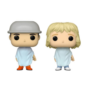 Dumb & Dumber Harry & Lloyd Getting Haircuts Funko Pop Bundle