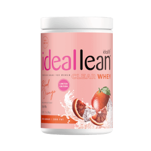 IdealFit - Blood Orange Clear Whey - 20 Servings