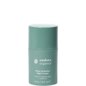 endota spa Organics Deep Hydration Night Cream 50ml