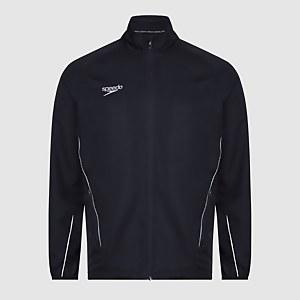 Unisex Team Tracksuit Jacket Black